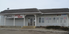 Wally's Restaurant and Pub in Elk Point, Alberta near St. Paul, Vermillion, Bonneyville and Cold Lake.